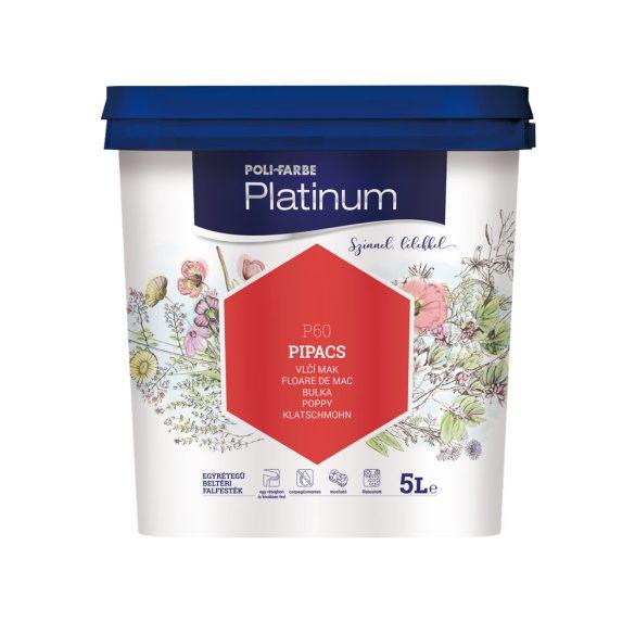 Poli-Farbe Platinum Pipacs 5L