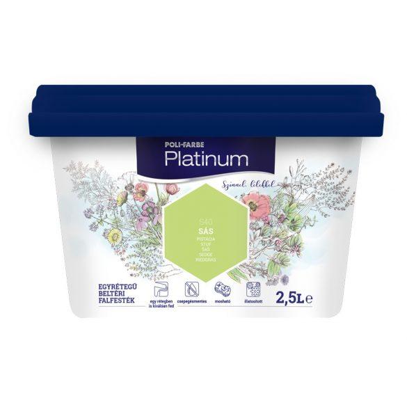 Poli-Farbe Platinum Sás 2,5L