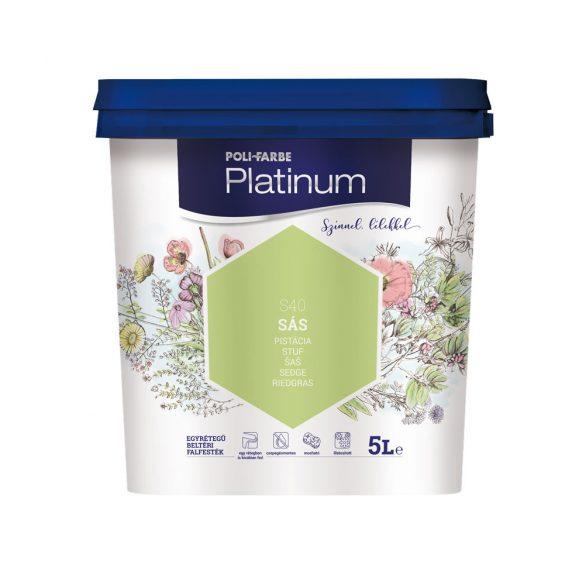 Poli-Farbe Platinum Sás 5L