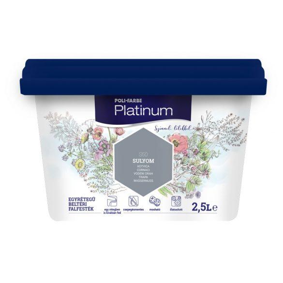 Poli-Farbe Platinum Sulyom 2,5L