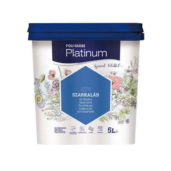 Poli-Farbe Platinum Szarkaláb 5L