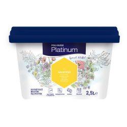 Poli-Farbe Platinum Aranyeső 2,5L