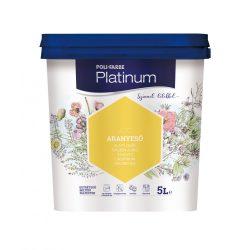 Poli-Farbe Platinum Aranyeső  5L