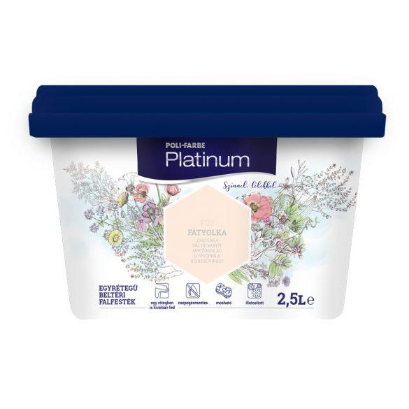 Poli-Farbe Platinum Fátyolka 2,5L