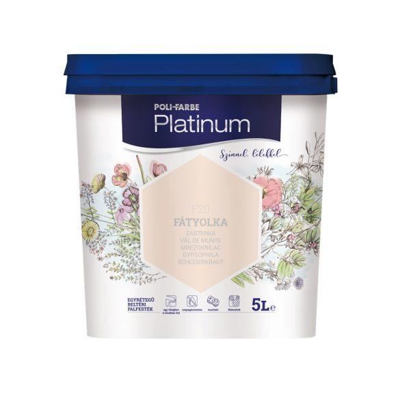 Poli-Farbe Platinum Fátyolka 5L
