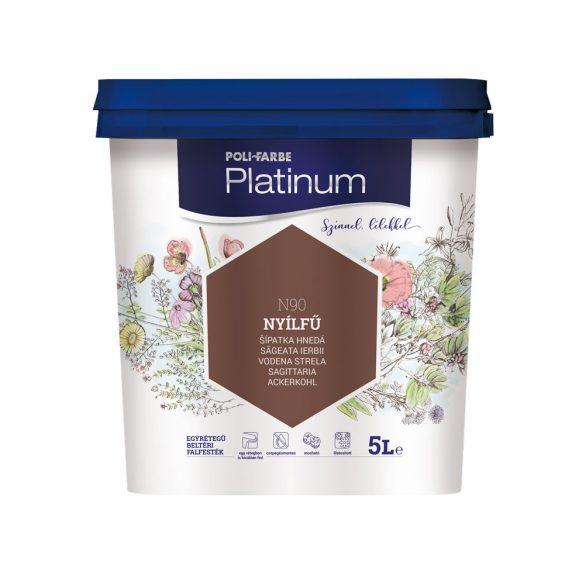 Poli-Farbe Platinum Nyílfű 5L
