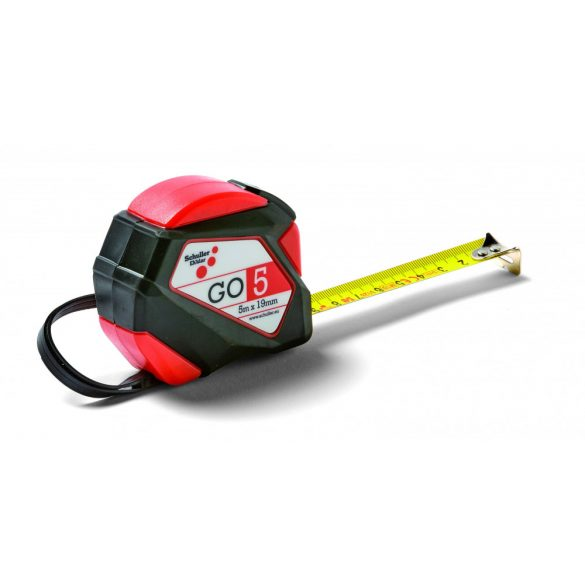 Schuller Go Autostop 7.5m, mérőszalag, automata stopper