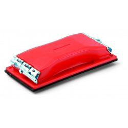 Schuller Sandpad Pro 105x215mm, kézi csiszoló, 3mm-es mohagumi réteg