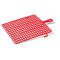 Schuller Drop Pro 10x17cm, csepegtetőrács, műanyag, sűrű rácsozat