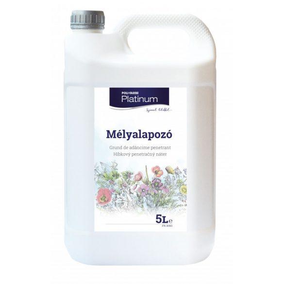 Poli-Farbe Platinum Mélyalapozó 5L