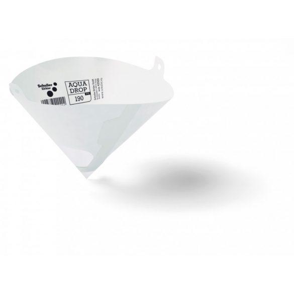 Schuller Aqua Drop 190my, lakkszűrő, átmérő: 16cm