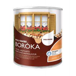 Poli-Farbe Boróka Lazúr Cseresznye 2,5L