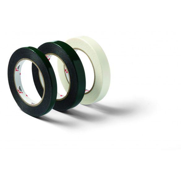 Schuller Mount Tape 19mmx5m black, szerelőszalag, szivacshordozó, fekete
