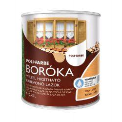 Poli-Farbe Boróka Lazúr Borovi 0,75L
