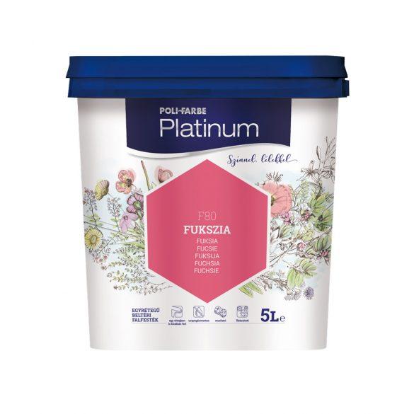 Poli-Farbe Platinum Fukszia 5L