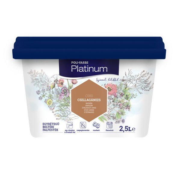Poli-Farbe Platinum Csillagánizs 2,5L