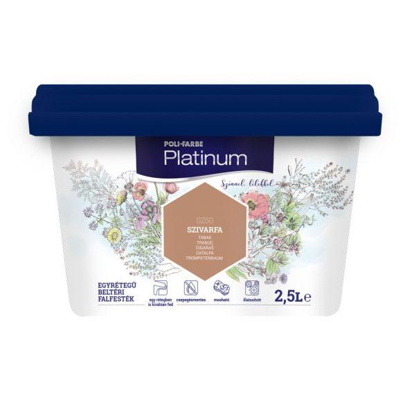Poli-Farbe Platinum Szivarfa 2,5L