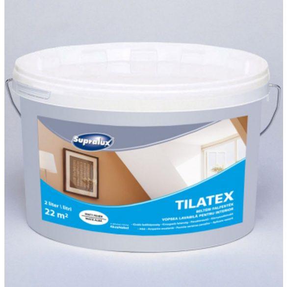Supralux Tilatex beltéri falfesték fehér 2L