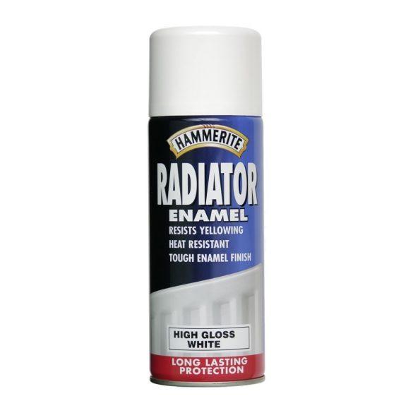 Hammerite Radiátor Spray fehér 400ml
