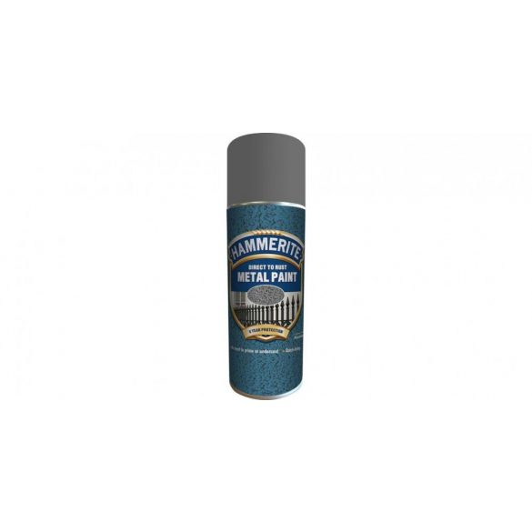 Hammerite Spray Kalapácslakk fekete 400ml