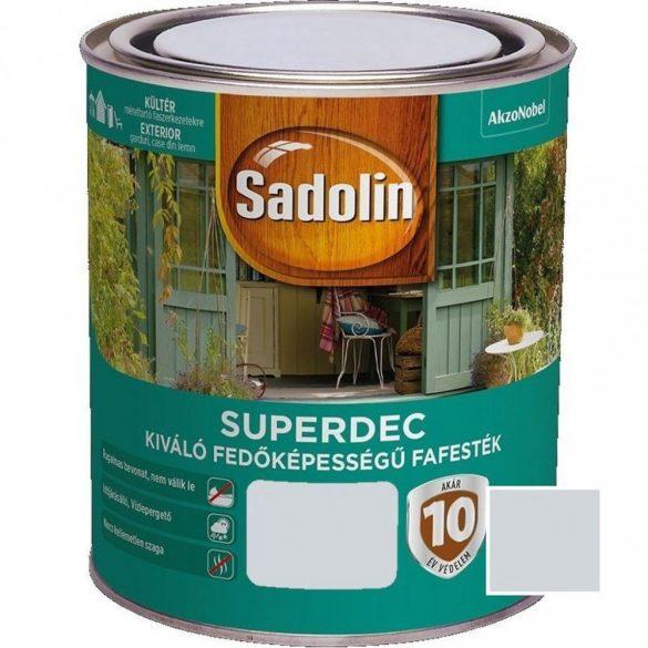 Sadolin Superdec fehér 0,75L