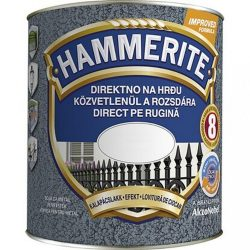 Hammerite Kalapácslakk Fekete 0,25L