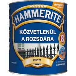 Hammerite Fényes Fekete 0,25L