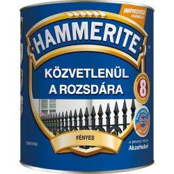 Hammerite Fényes Ezüst 0,75L