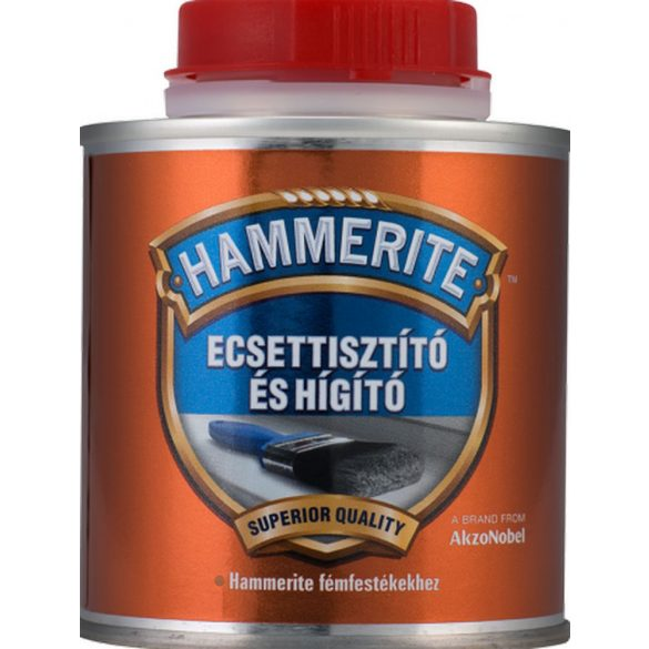 Hammerite Ecsettisztító - Hígító 0,25L