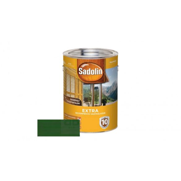 Sadolin Extra akáczöld 0,75L