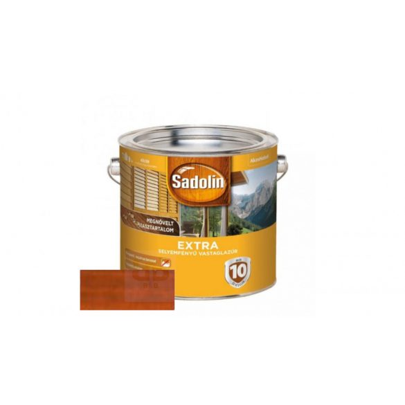 Sadolin Extra mahagóni 2,5L
