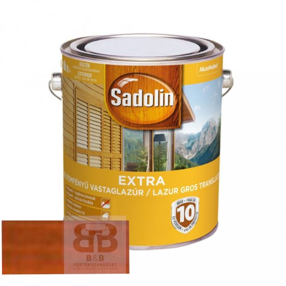 Sadolin Extra mahagóni 5L