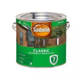 Sadolin Classic dió 2,5L