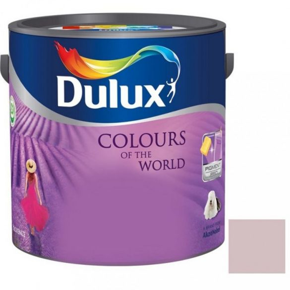 Dulux A Nagyvilág színei Mandulavirág 2,5L
