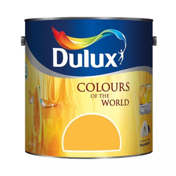 Dulux A Nagyvilág színei Kurkuma Gyökér 5L