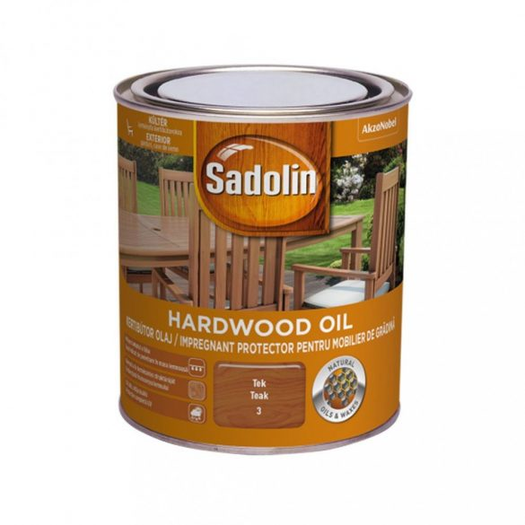 Sadolin Kertibútor ápoló olaj teak 2,5L