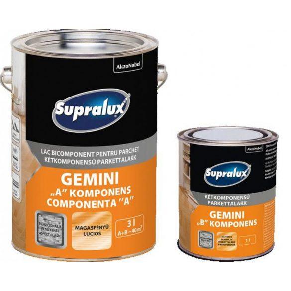 "Supralux Gemini ""A"" magasfényű 3L"