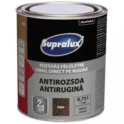 Supralux Antirozsda kalapácslakk barna 0,75L