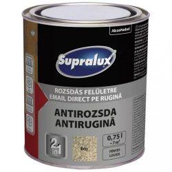 Supralux Antirozsda kalapácslakk bézs 0,75L