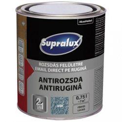 Supralux Antirozsda kalapácslakk ezüst 0,75L