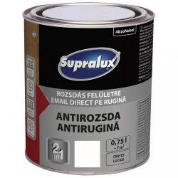 Supralux Antirozsda fehér 0,75L