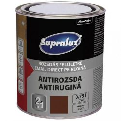 Supralux Antirozsda sötétbarna 0,75L