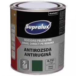 Supralux Antirozsda sötétzöld 0,75L