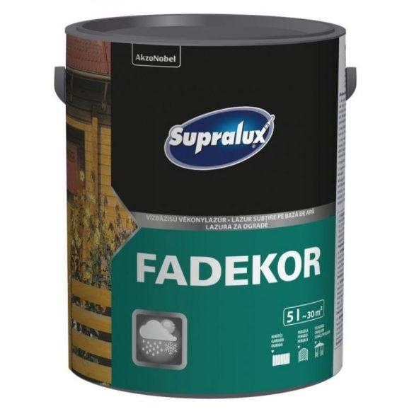Supralux Fadekor mahagóni 5L