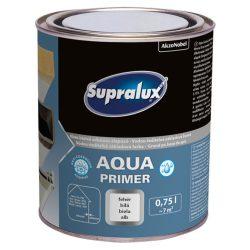 Supralux AQUA Primer alapozó fehér 0,75L