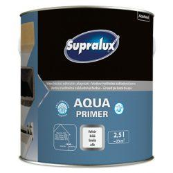 Supralux AQUA Primer alapozó fehér 2,5L
