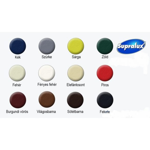 Supralux Universal Aqua Kék 0,75L