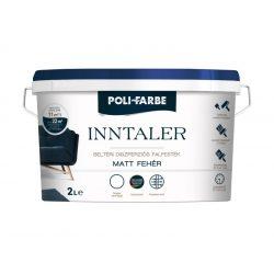 Poli-Farbe Inntaler Beltéri Diszperziós Falfesték 2L
