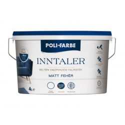 Poli-Farbe Inntaler Beltéri Diszperziós Falfesték 4L