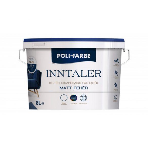 Poli-Farbe Inntaler Beltéri Diszperziós Falfesték 8L